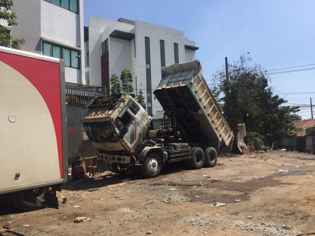 Bảo dưỡng Bánh xe tải - Gara xe tải Minh Nhựt -  - 27