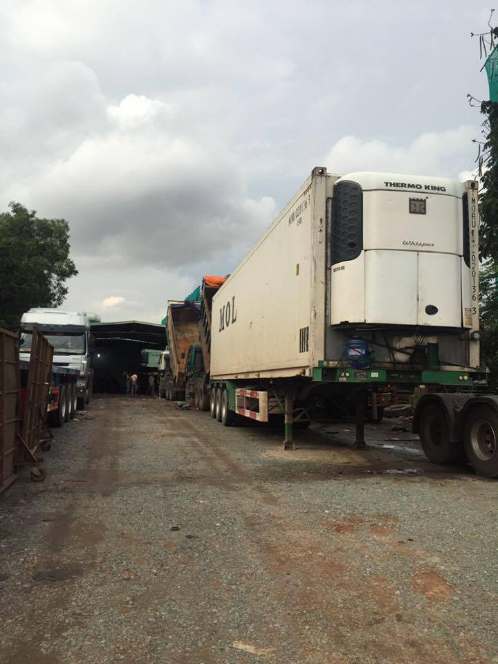 GARA MINH NHỰT - Gara sửa chữa xe tải