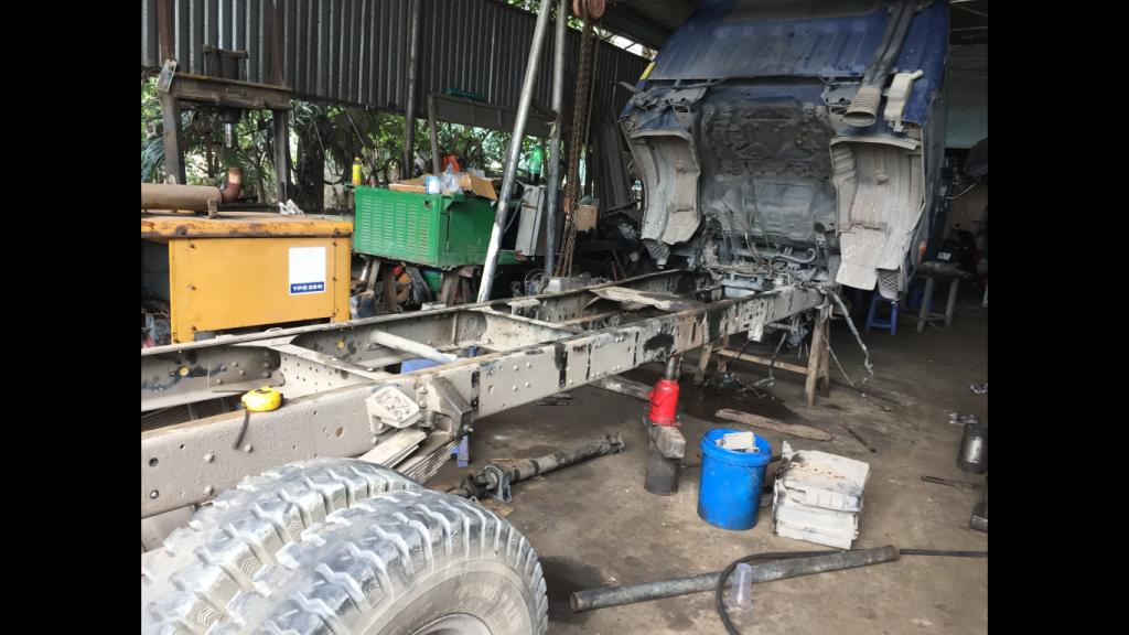 Sửa chữa xe tải Quận 9, Thủ Đức, Đồng Nai, Bình Dương -  -  - 8