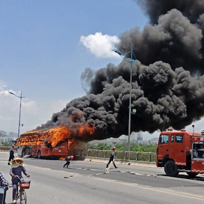 Điểm danh những nguyên nhân gây cháy nổ trên xe tải, xe đầu kéo