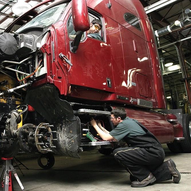 Các hạng mục cần bảo dưỡng định kỳ đối với xe tải