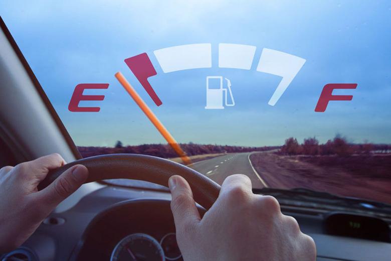 Bộ phận nào bị hư hỏng nặng nhất khi chạy xe tải với bình nhiên liệu cạn?