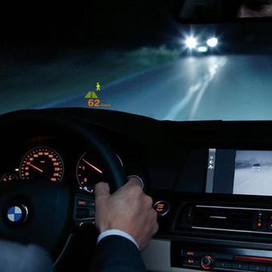 Mẹo hay giúp tài xế không bị chói mắt khi lái xe ban đêm