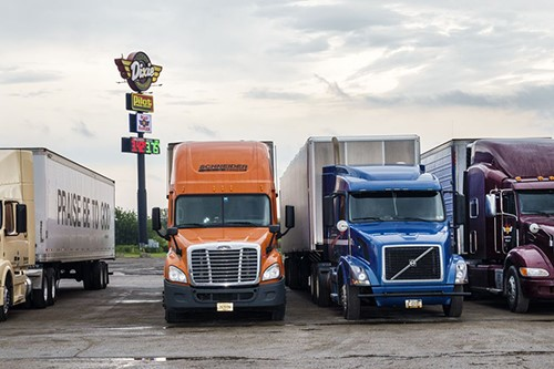 Một số quy định về tải trọng đường bộ của xe container